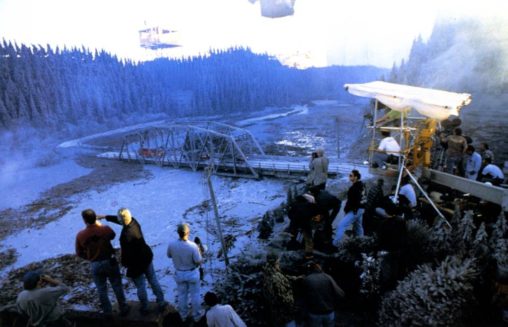 The Race To Finish Dante S Peak 20 Years Ago Vfxblog
