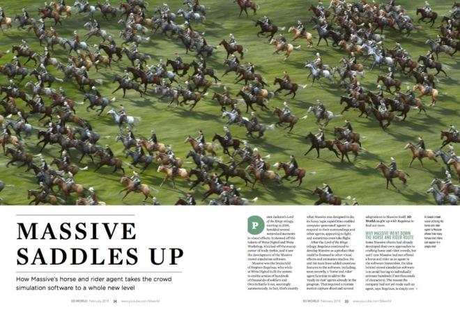 Massivehorses